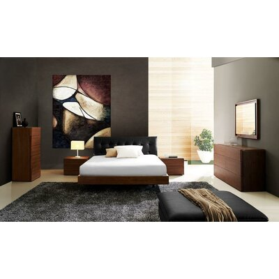 Broady Platform Customizable Bedroom Set Size: King