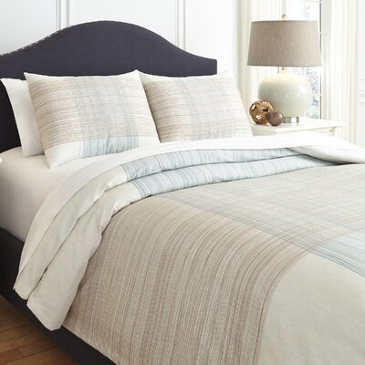 Bousquet 3 Piece Duvet Set Size: King