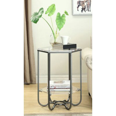 Bucklin End Table