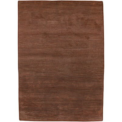 Gilkey Antique Brass Area Rug Rug Size: 5 x 8