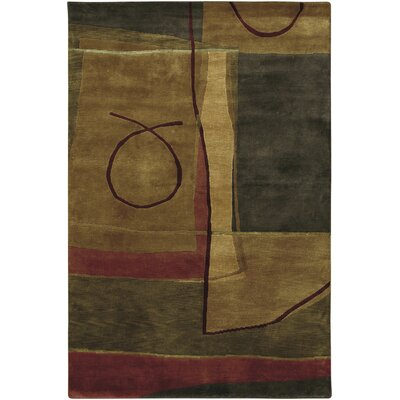 Gilkey Caramel Area Rug Rug Size: Rectangle 5 x 8