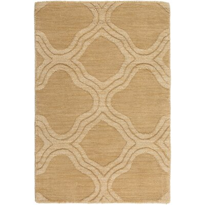 Mcnulty Cumin Area Rug Rug Size: Rectangle 33 x 53