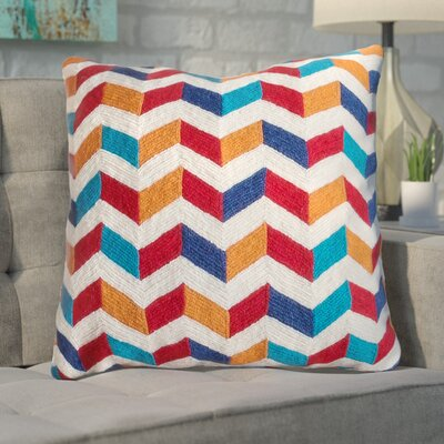 Monaghan Cotton Throw Pillow