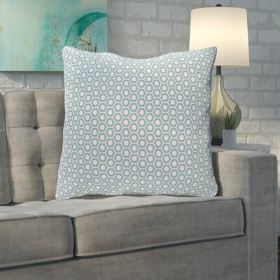 Mercier Euro Pillow Color: Carolina