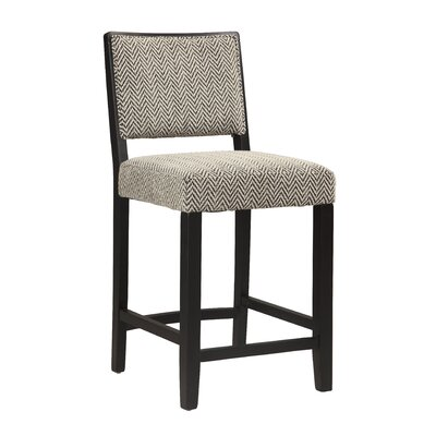 Queener Contemporary 24 Bar Stool