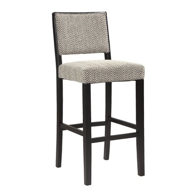 Queener Contemporary 30 Bar Stool