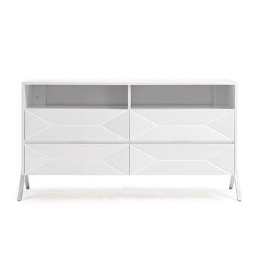 Inna 4 Drawer Dresser