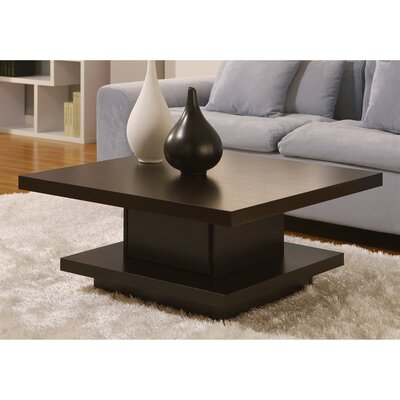 Laroche Coffee Table Color: Coffee Bean