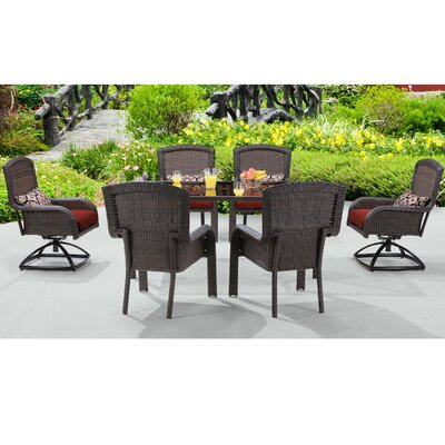 Billington 7 Piece Dining Set