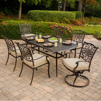 Barryton 7 Piece Dining Set