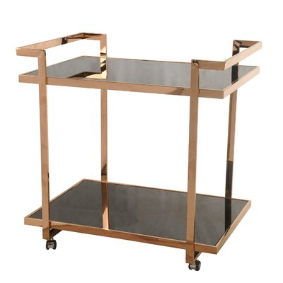 Brayden Studio Swift Bar Cart
