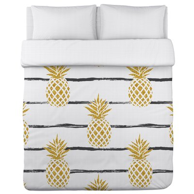 Bartels Duvet Cover Size: Full/Queen
