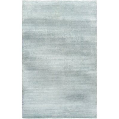 Gilkey Teal Area Rug Rug Size: Rectangle 5 x 8