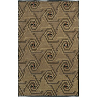 Gilkey Beige/Taupe Area Rug Rug Size: Rectangle 8 x 11