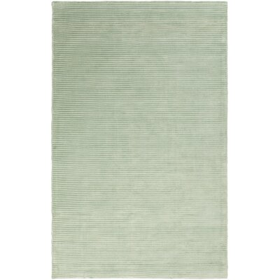 Cerny Sea Foam Area Rug Rug Size: 33 x 53