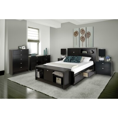 Oleanna Platform Configurable Bedroom Set