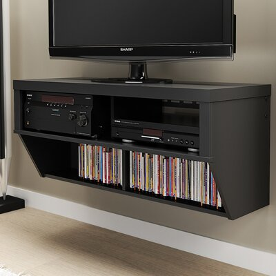 Chon 42 TV Stand Color: Black
