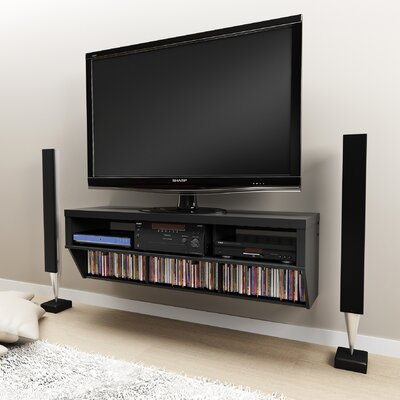 Chon 58 TV Stand Color: Black