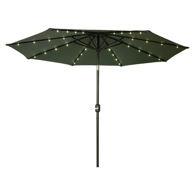 9 Gorman Illuminated Market Umbrella