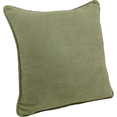 Boulware Floor Pillow Color: Sage