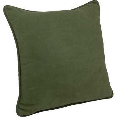 Boulware Floor Pillow Color: Hunter Green