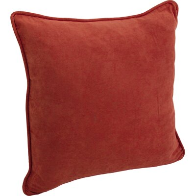 Boulware Floor Pillow Color: Cardinal Red