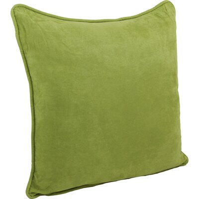 Boulware Microsuede Floor Pillow Color: Mojito Lime