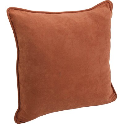 Boulware Floor Pillow Color: Spice