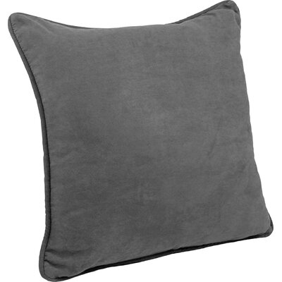 Boulware Floor Pillow Color: Grey