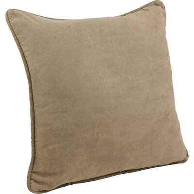 Boulware Floor Pillow Color: Java