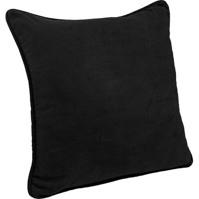 Boulware Floor Pillow Color: Black