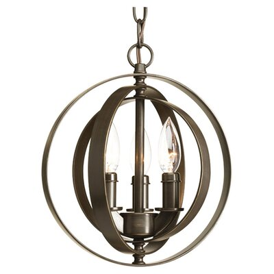 Castello 3-Light Pendant