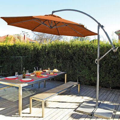 Image of 10' Cantilever Umbrella Fabric: Terra Cotta