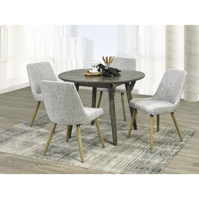 Benner 5 Piece Dining Set