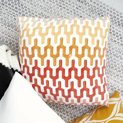 Callis Throw Pillow Size: 20 H x 20 W