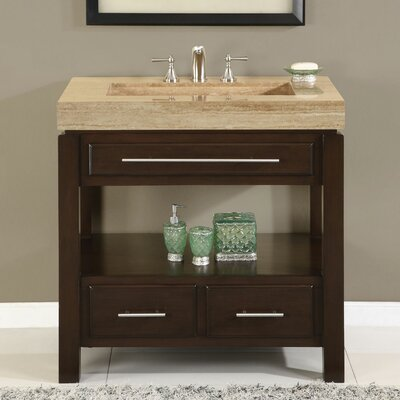 Dunham 36 Single Bathroom Vanity Set