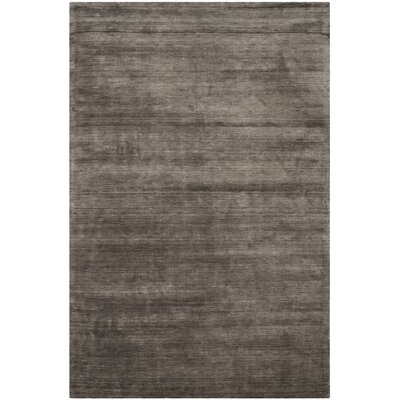 Maxim Charcoal Rug Rug Size: Rectangle 8 x 10