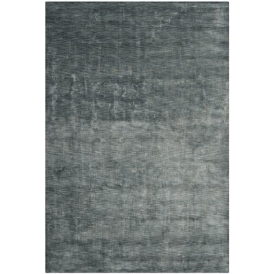 Maxim Blue Grey Area Rug Rug Size: Rectangle 6 x 9