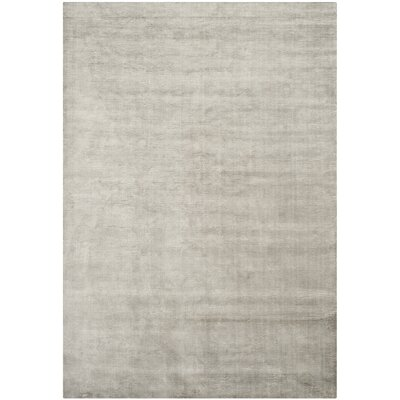 Maxim Graphite Soild Rug Rug Size: Rectangle 4 x 6