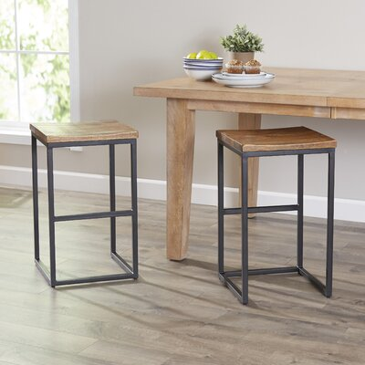 Davie 24 Bar Stool (Set of 2)
