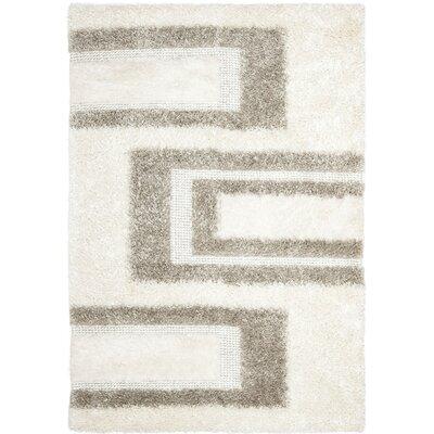 Sinope Grey Area Rug Rug Size: 6 x 9