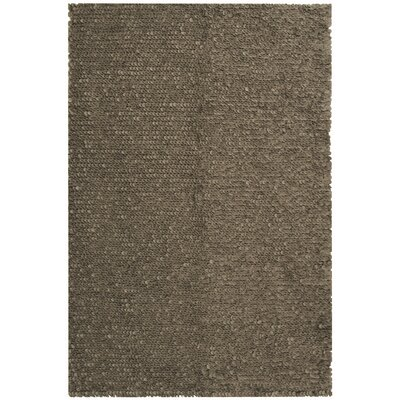 Sinope Grey Area Rug Rug Size: Rectangle 4 x 6