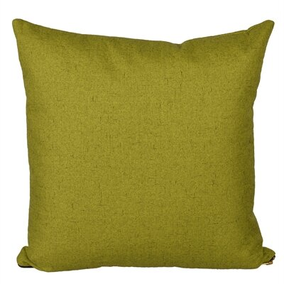 Bornstein Throw Pillow Color: Green