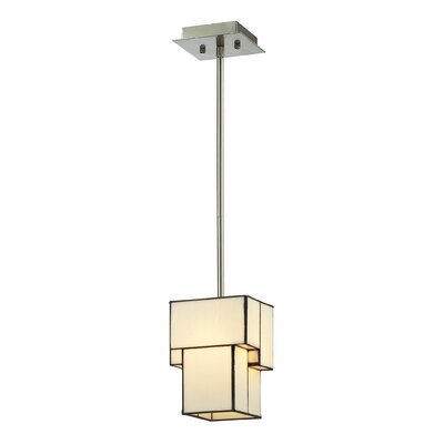 Goulart 1-Light Mini Pendant Bulb Type: 60W Medium Base