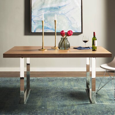 Loudon Dining Table Size: 78.75