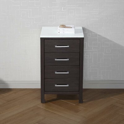 Frausto 4 Drawer Chest