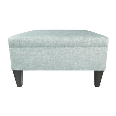 Gamino Cocktail Storage Ottoman Upholstery: Sea Mist