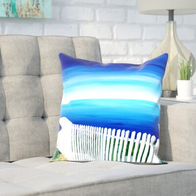 Markus Bleichner Pelletier San Francisco Point Reyes Throw Pillow Size: 20 H x 20 W x 2 D