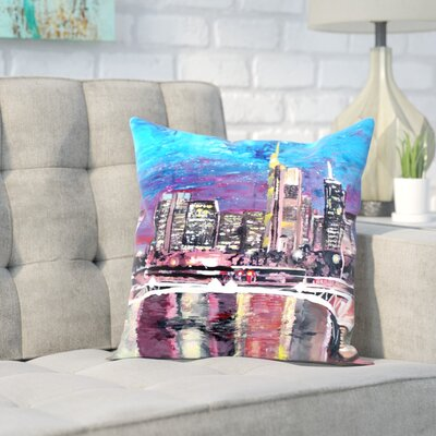 Markus Bleichner Cueto Throw Pillow Size: 20 H x 20 W x 2 D