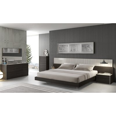 Brayden Studio Cullerton Platform Customizable Bedroom Set